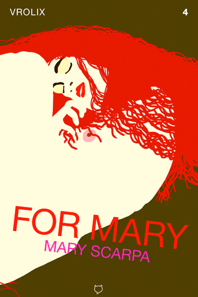 FOR MARY 4, Guido Vrolix